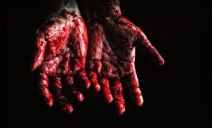 Bloedspel - werkfoto