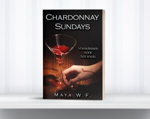 Chardonnay Sundays - Maya W.F. - 3d cover